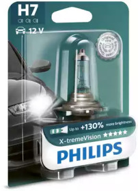 H7 X-TREME VISION +130% PHILIPS